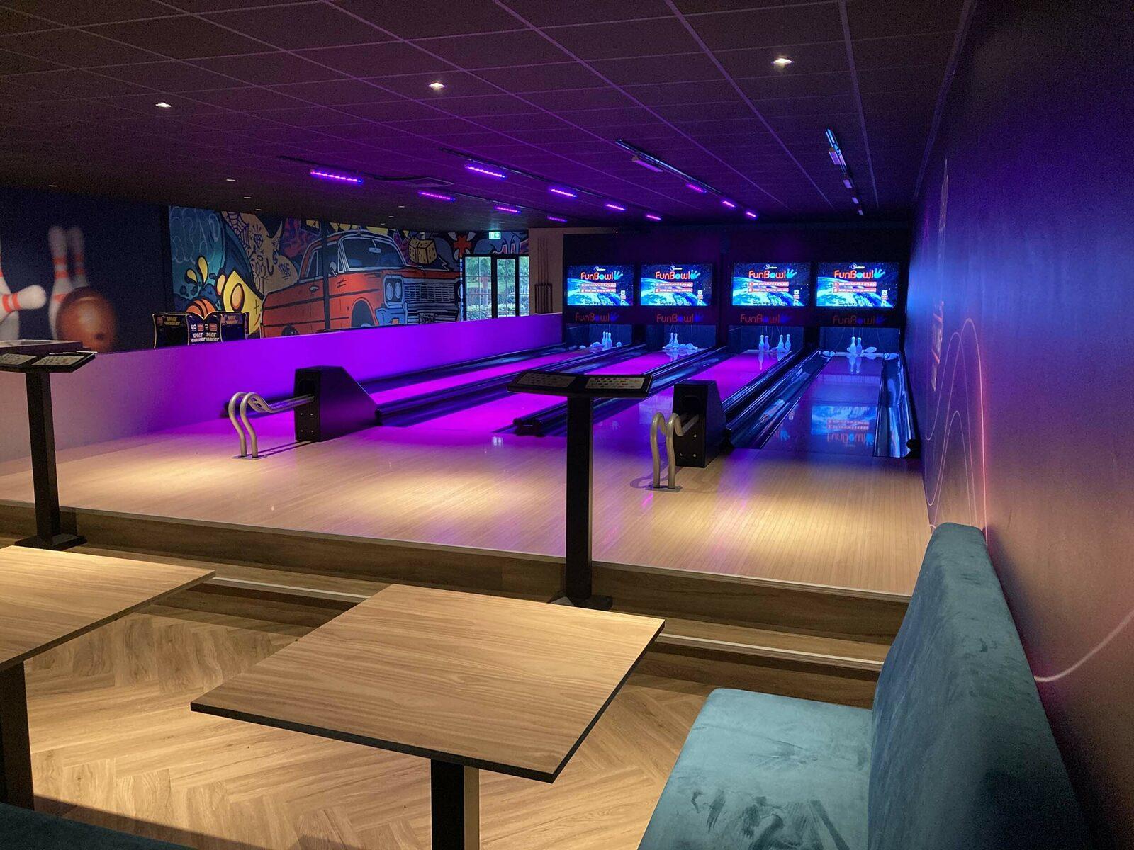 Fun bowlingbanen