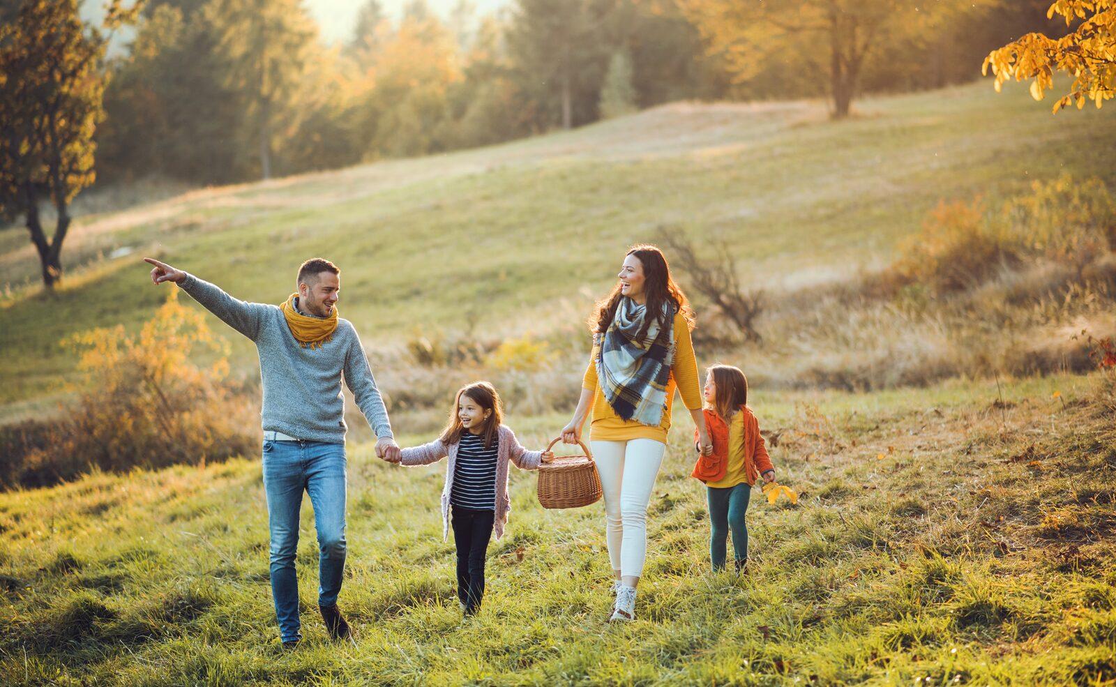 Que faire pendant les vacances de la Toussaint en famille ?