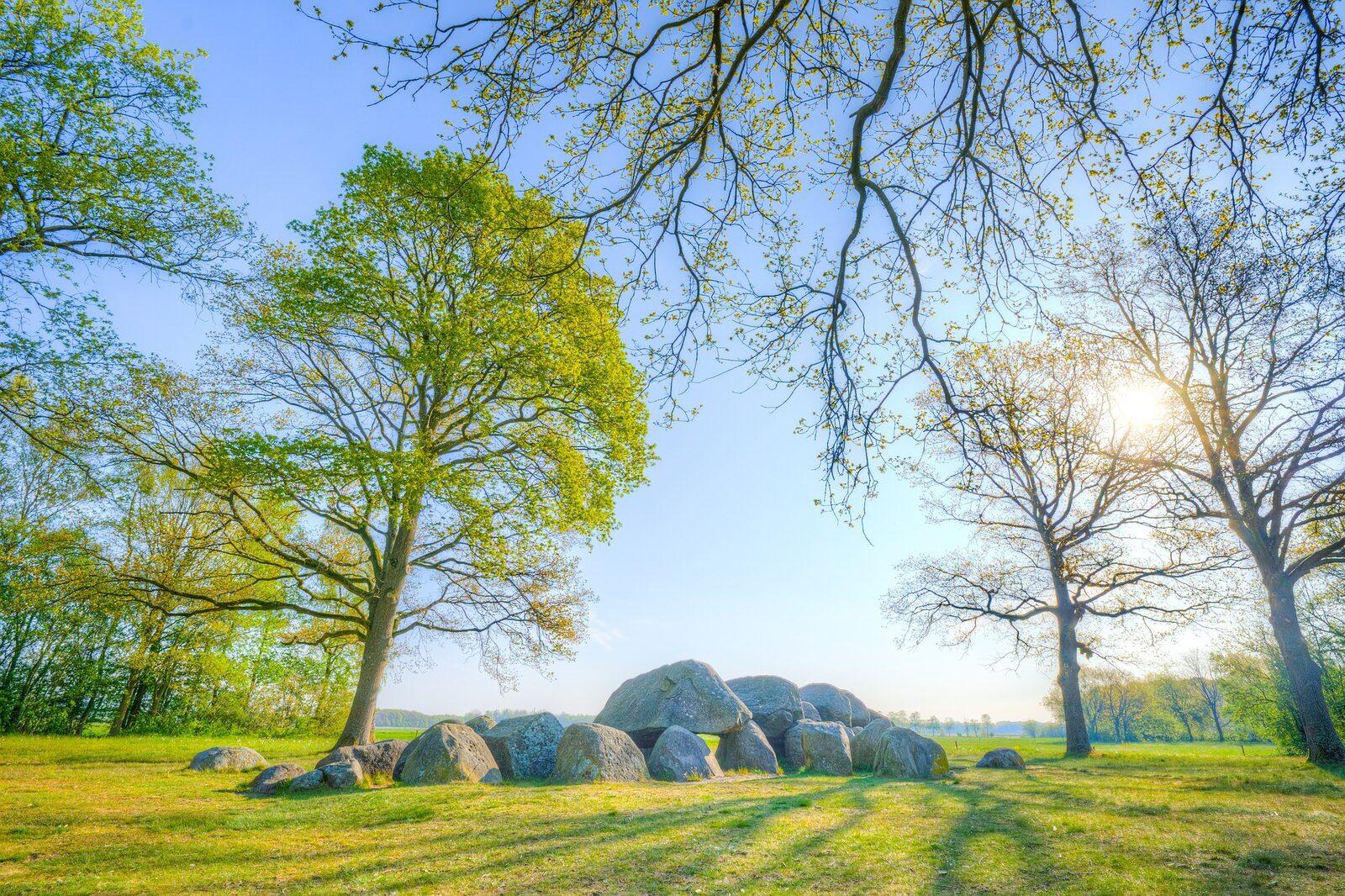 5x cultuur snuiven in Drenthe