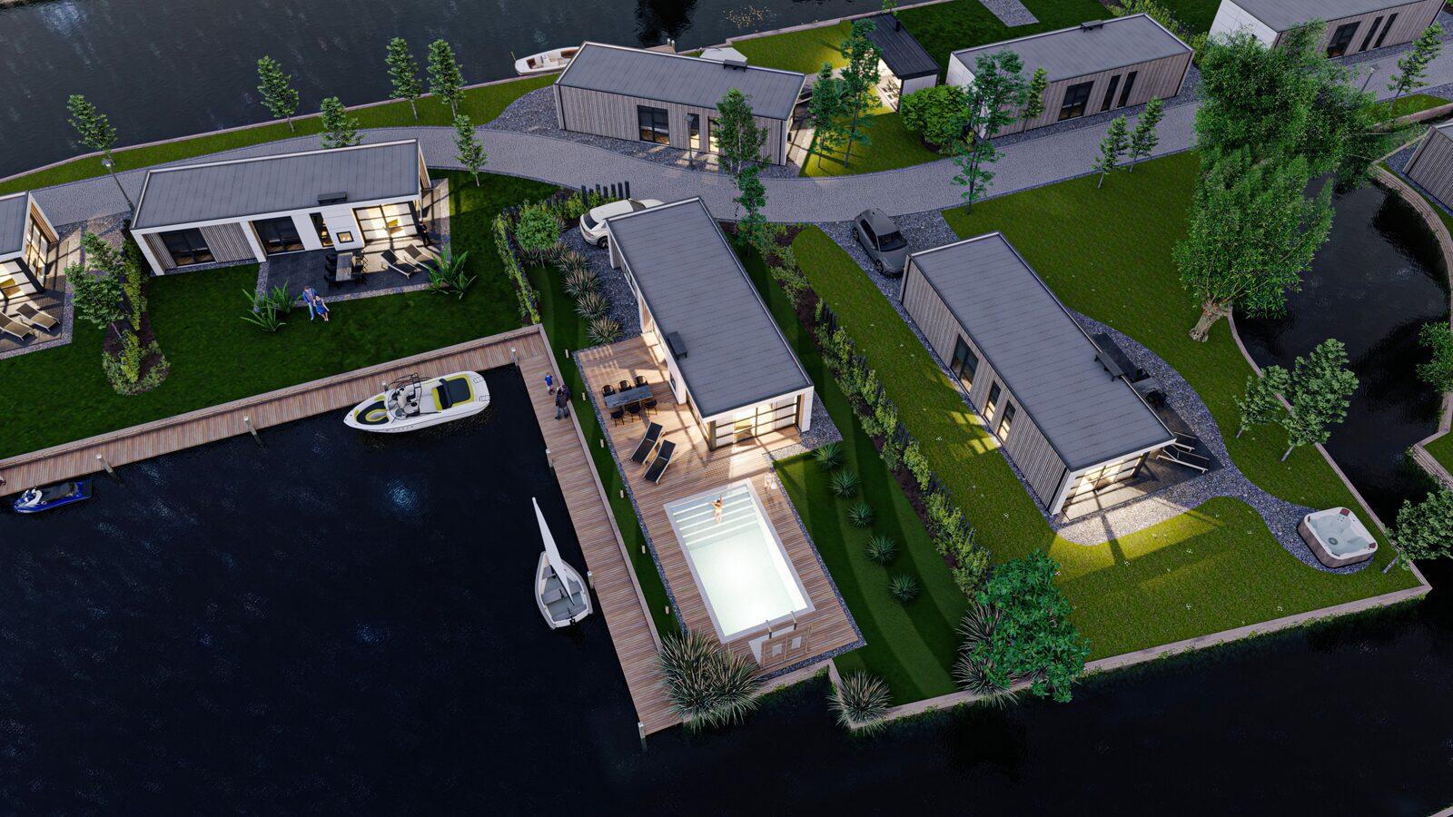 MarinaPark Residentie Nieuw Loosdrecht
