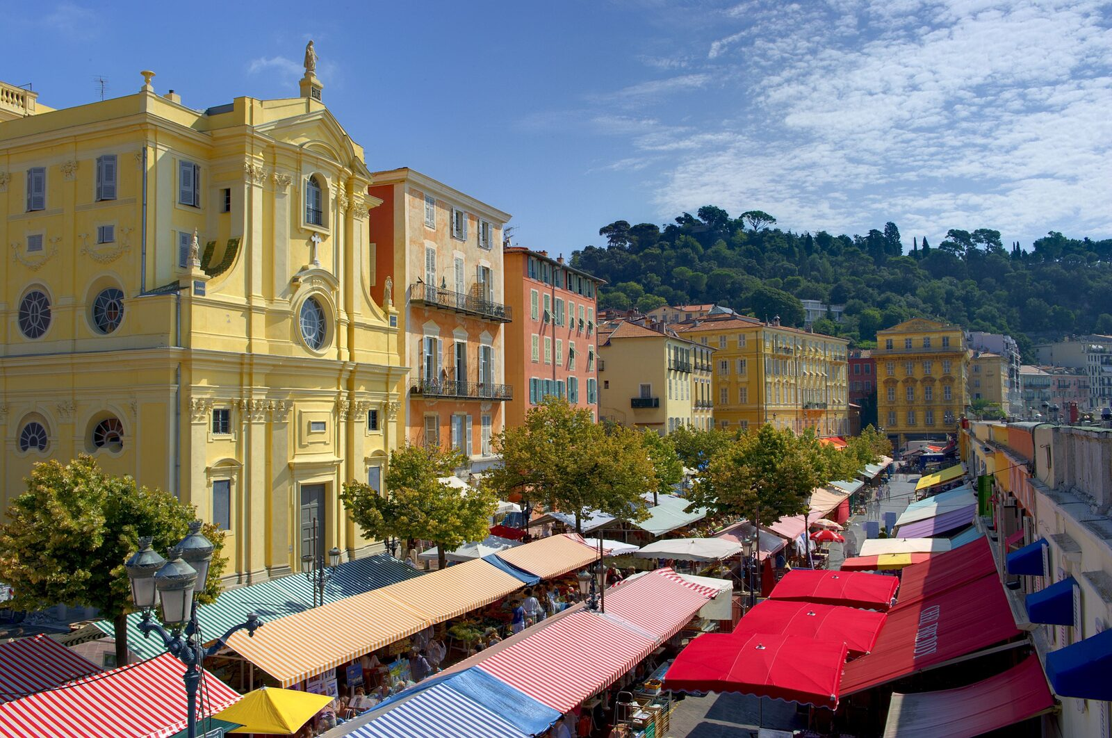 Visitez Nice lors de vos prochaines vacances de la Toussaint