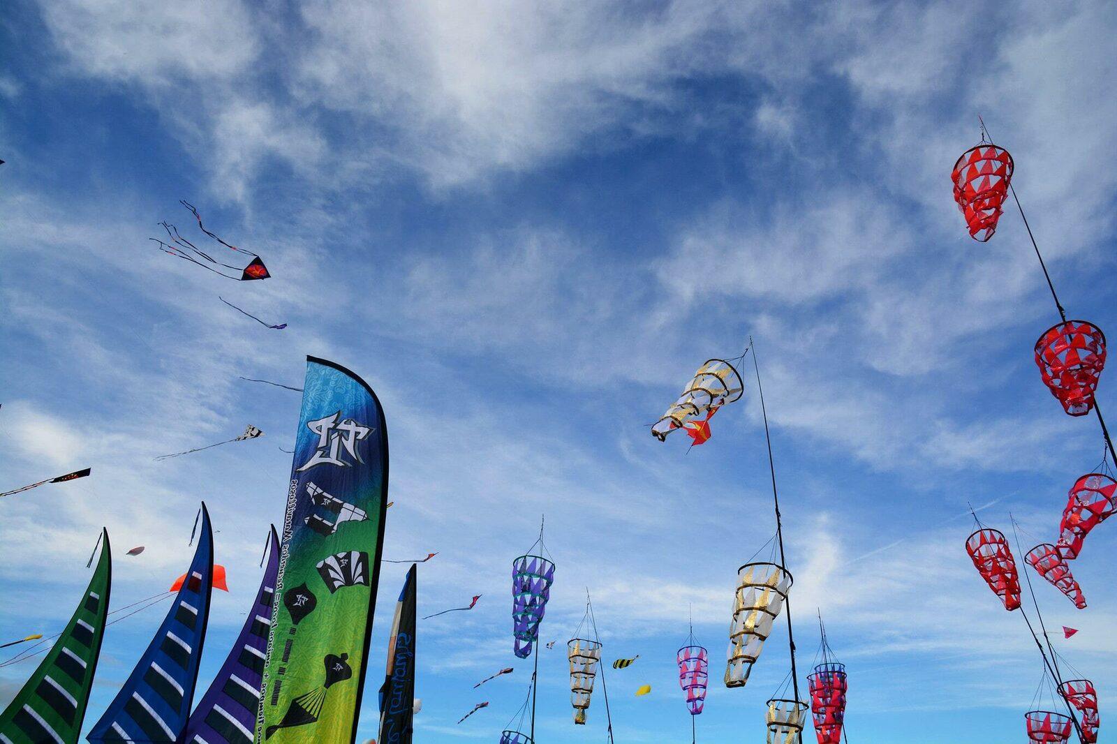Festival du Cerf Volant de Fréjus