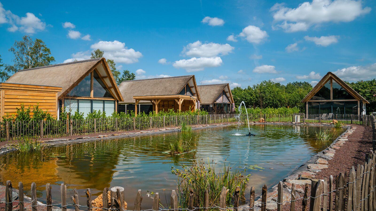 Farm Lodge 6 | Rietgedekte boerderij
