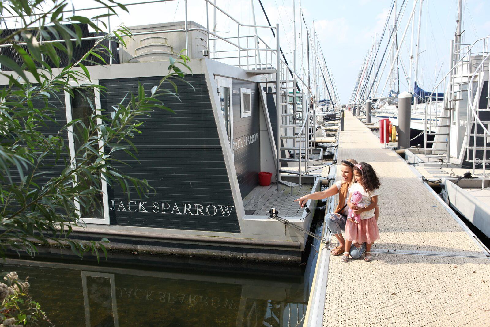 Jachthafen Muiderzand