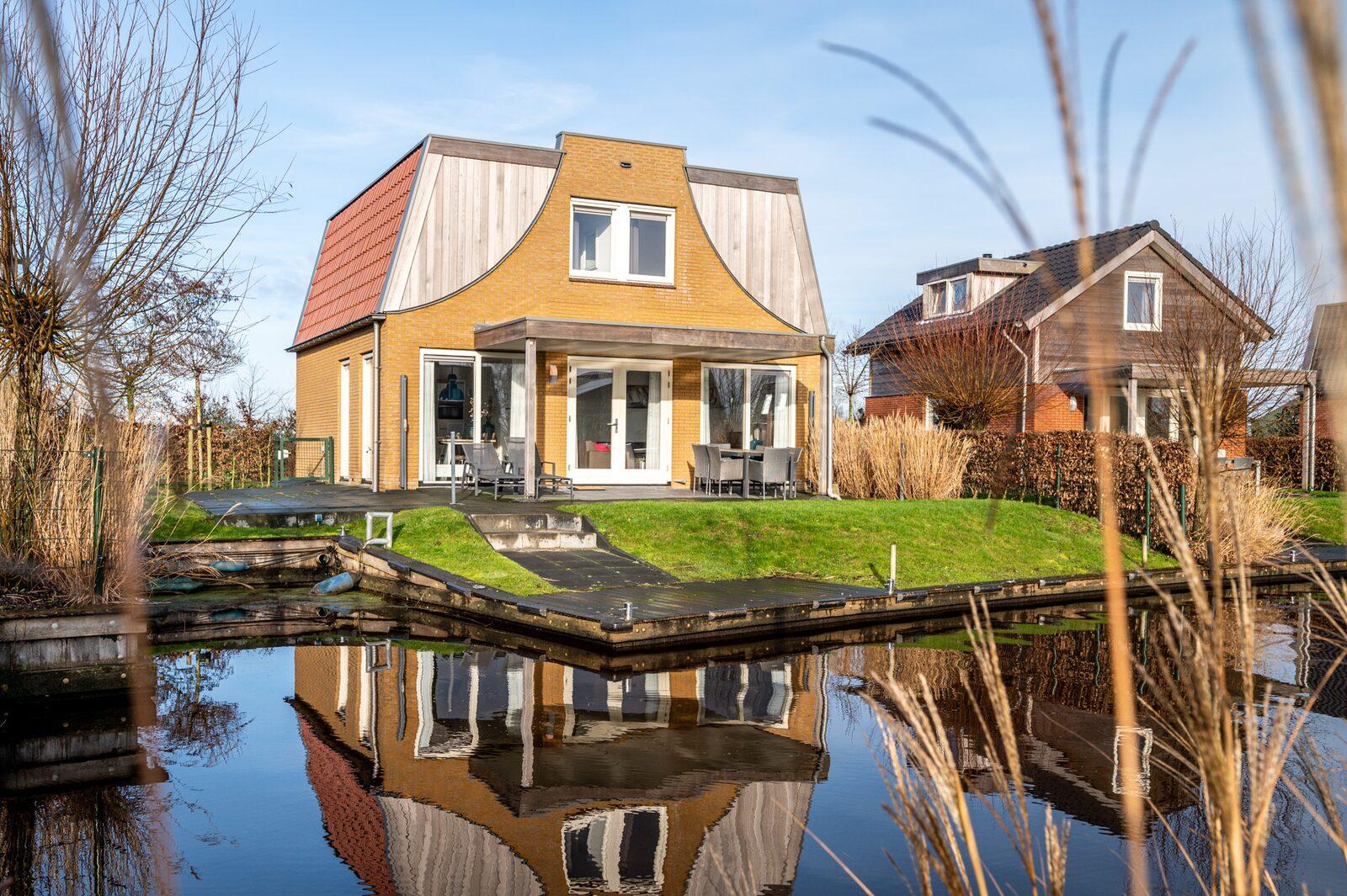 Vakantiepark in Friesland