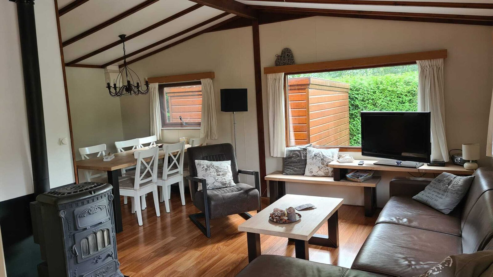 Pimpelmees 669   6 persoons chalet