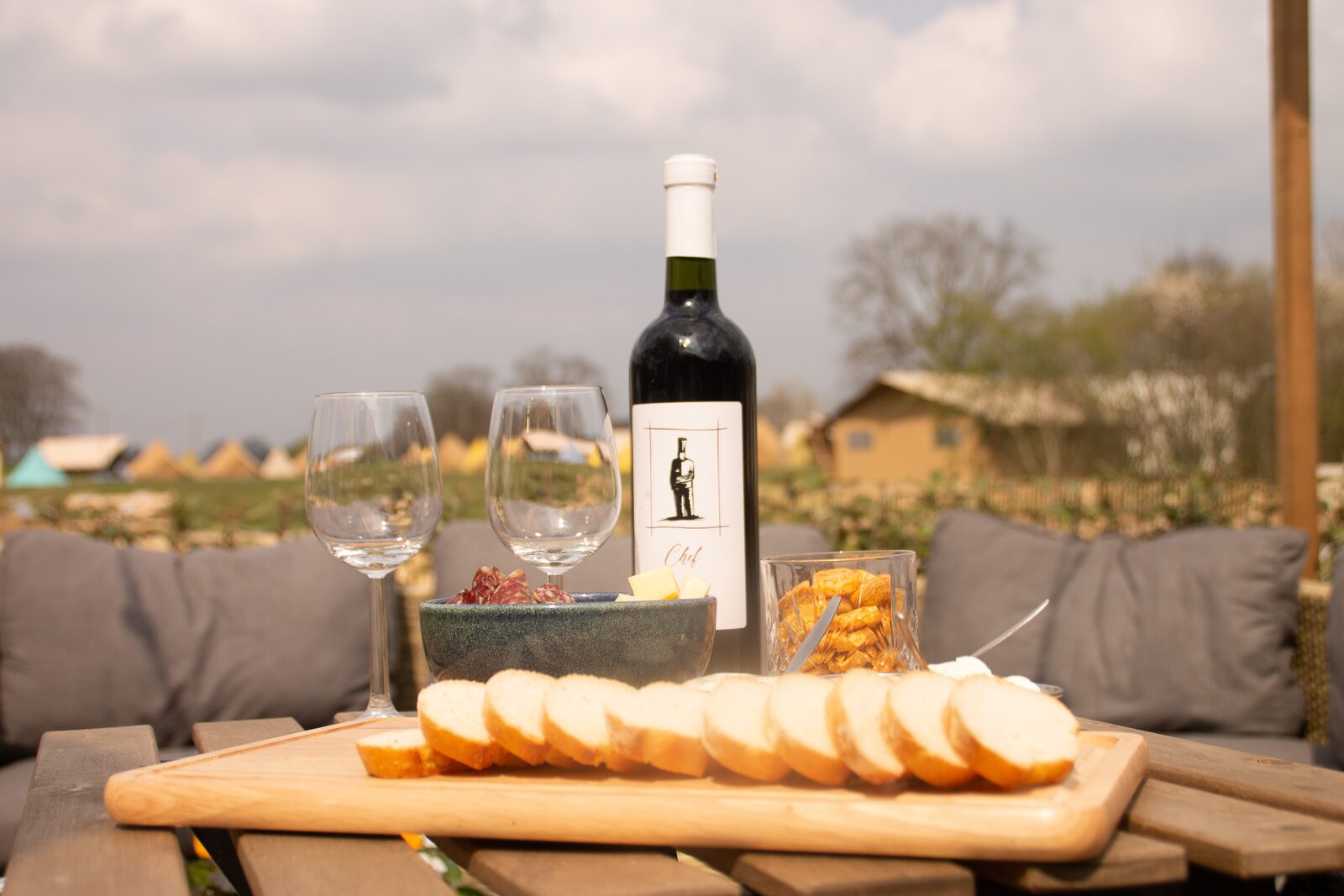 wijn en wellness