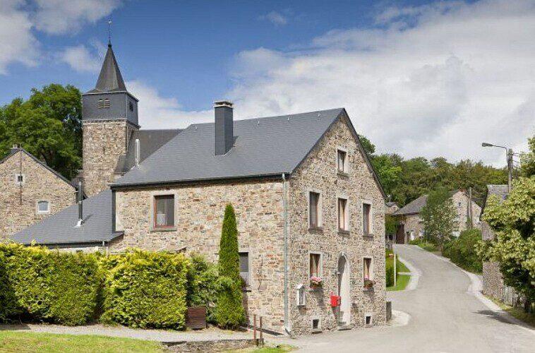 Dochamps, dans les Ardennes belges