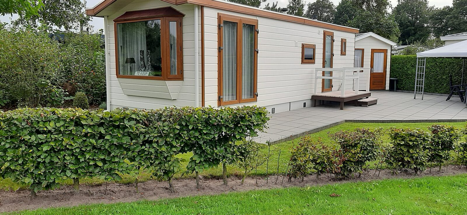Fazant 644   4 persoons chalet