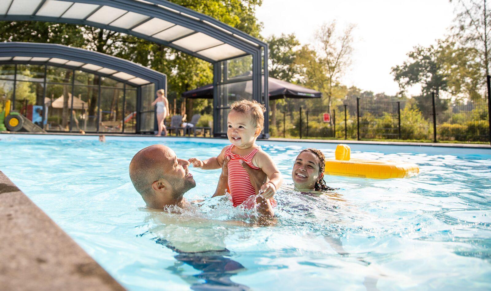 Vakantiepark Drenthe met zwembad