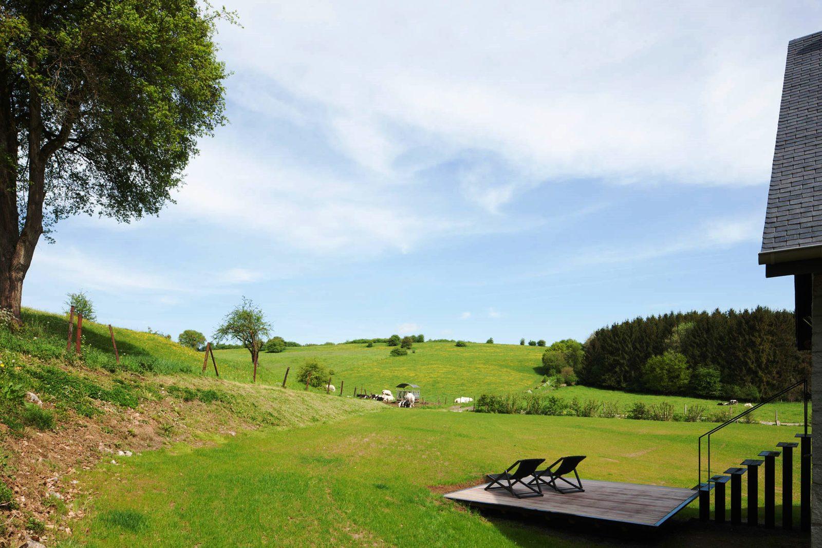 Luxe vakantiehuis in Belgie, Ardennen