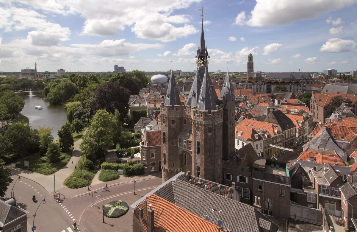 Hanseatic city of Zwolle