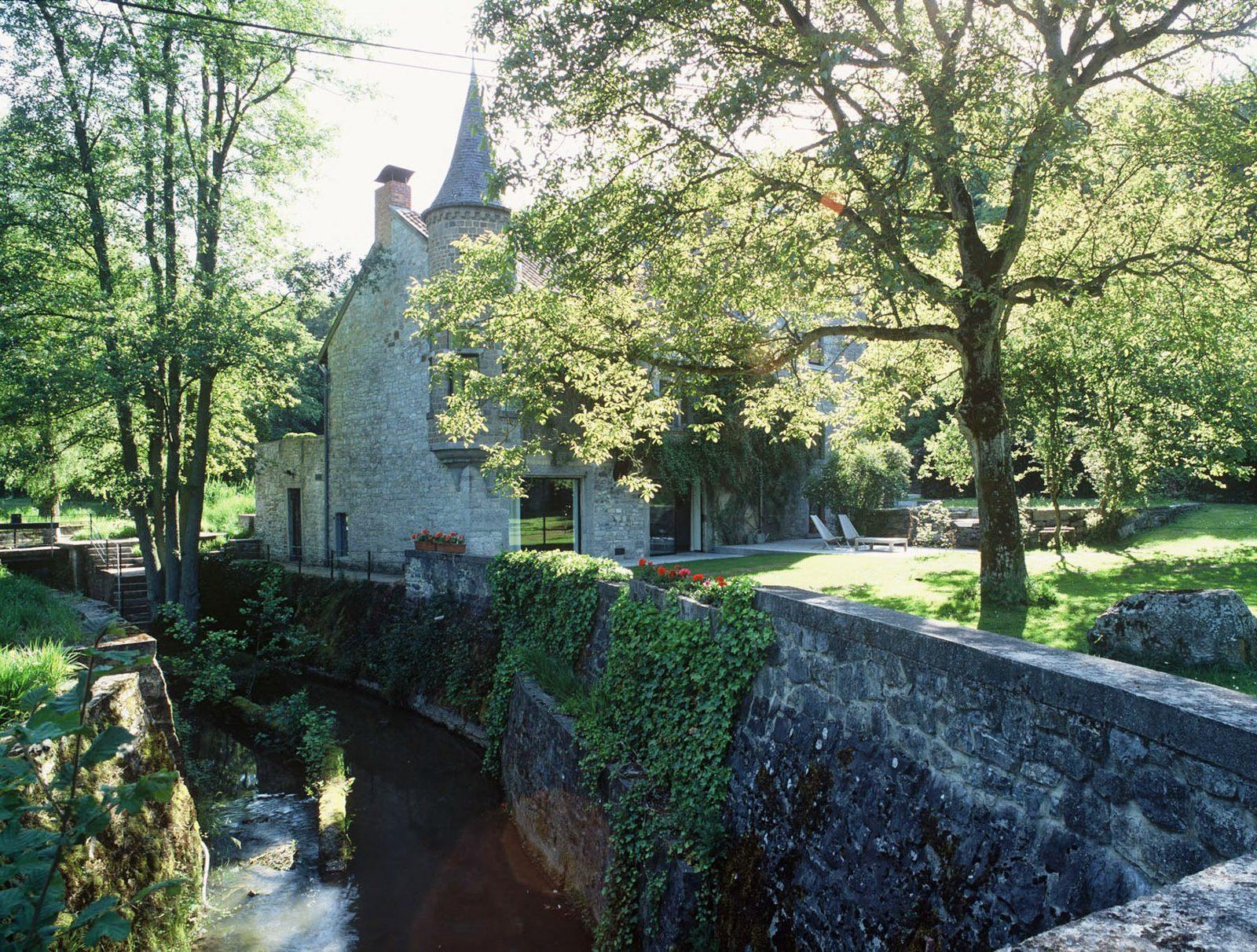 Romantisch vakantiehuis in de Belgische Ardennen