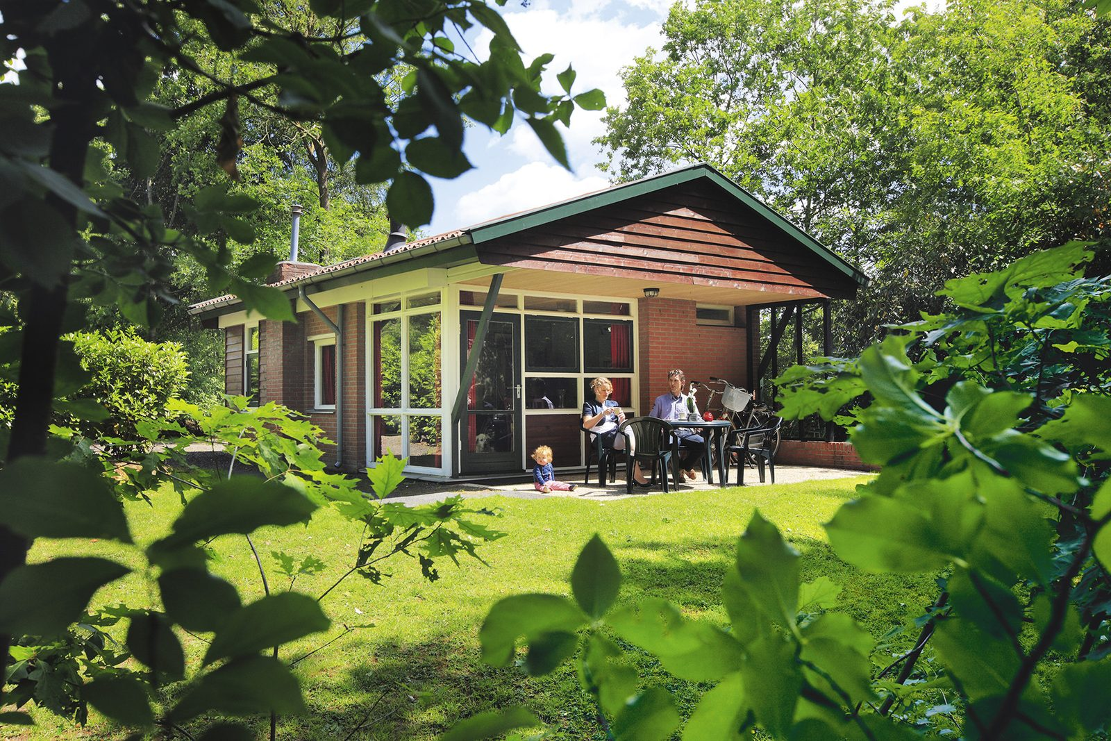 Holiday home in Twente | Holiday Park De Lindenberg