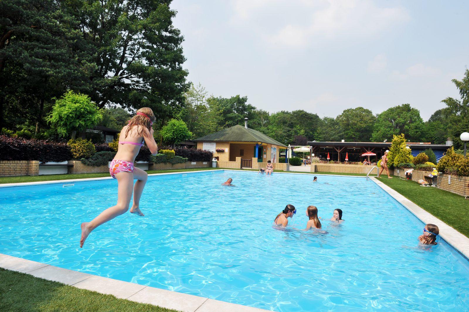 Swimming pool Parc de Kievit