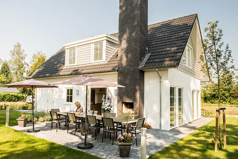 Large holiday homes Brabant