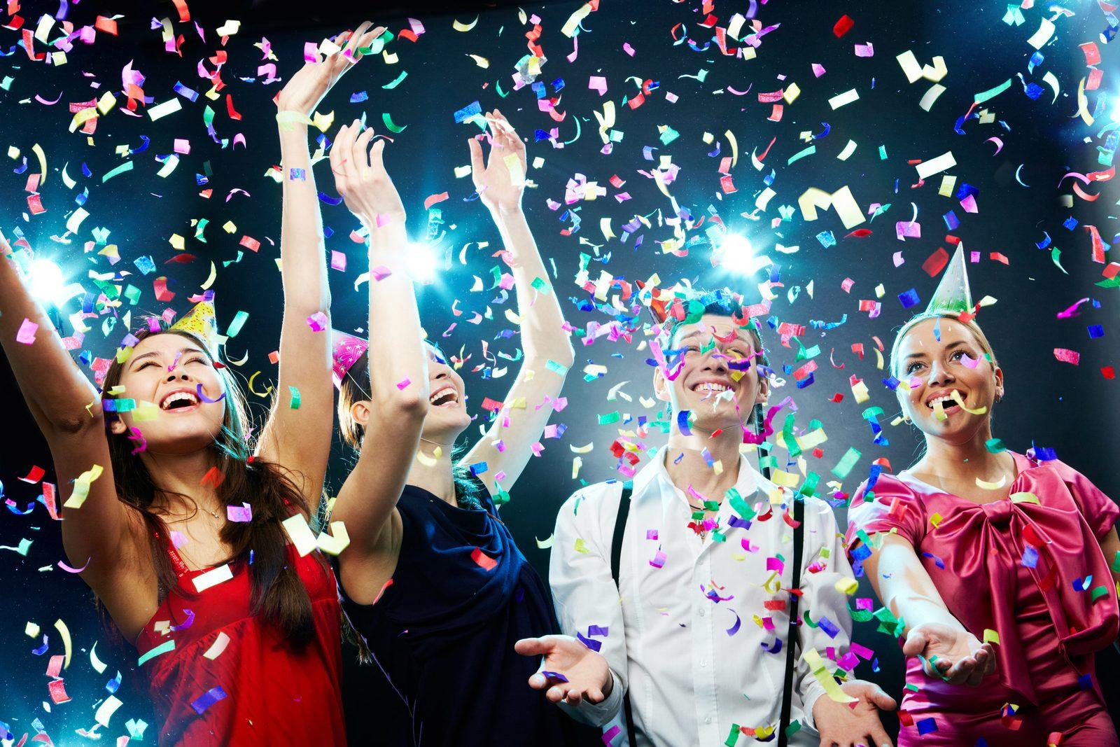 💃🏼 Feesten en partijen