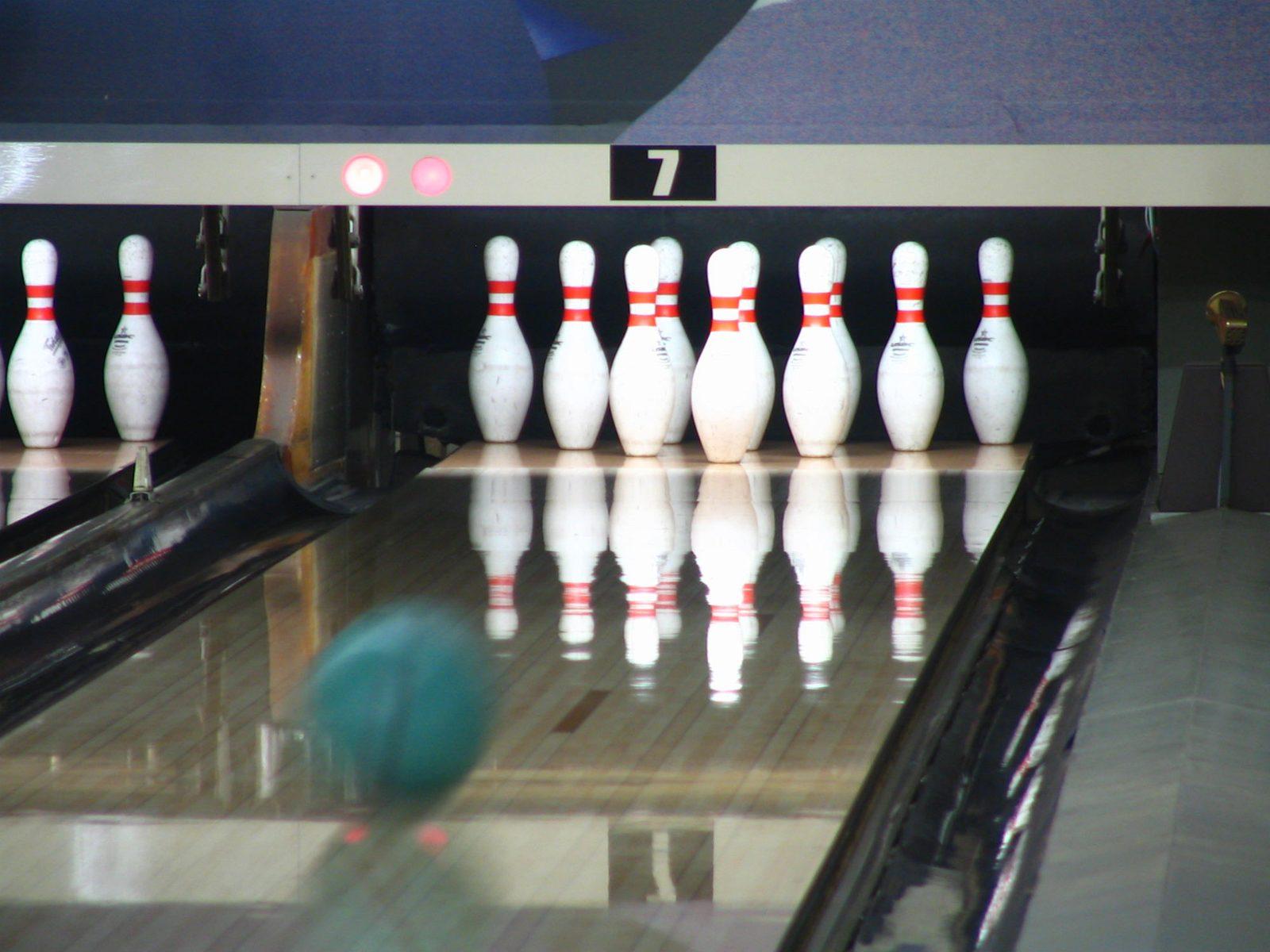 🎳 Bowlingbaan