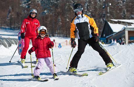 Skigebiet Hochflicht
