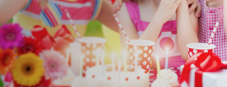 Kinderfeestje in Gelderland