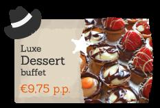 Buchen Sie ein zusätzliches luxuriöses Dessert zu Ihrer Aktivität im Erholungspark De Boshoek dazu