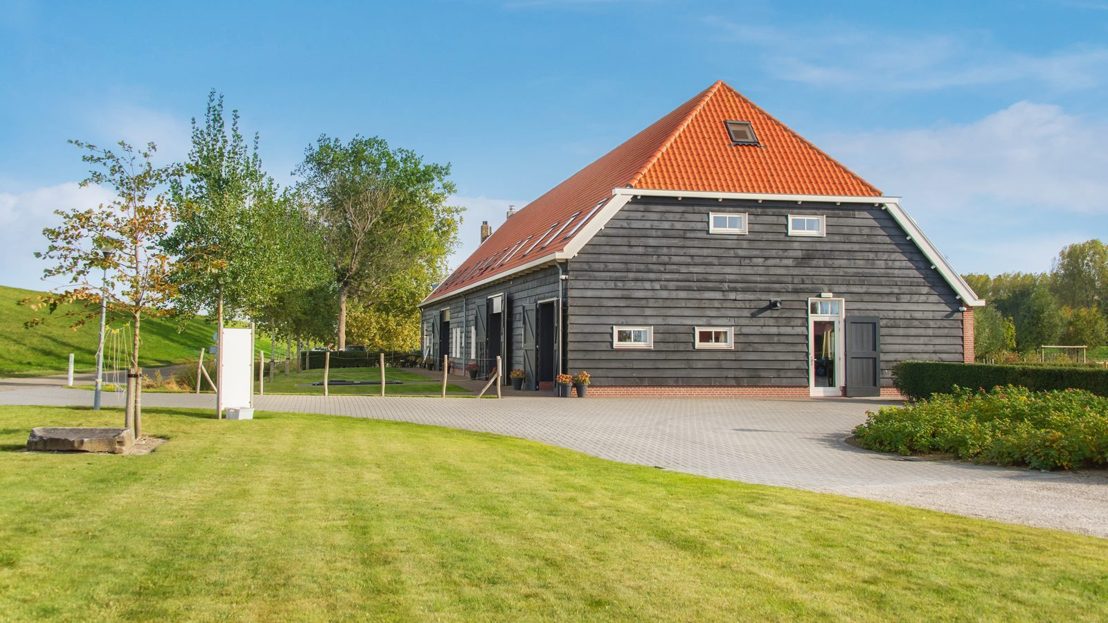 Group accommodation Zeeland