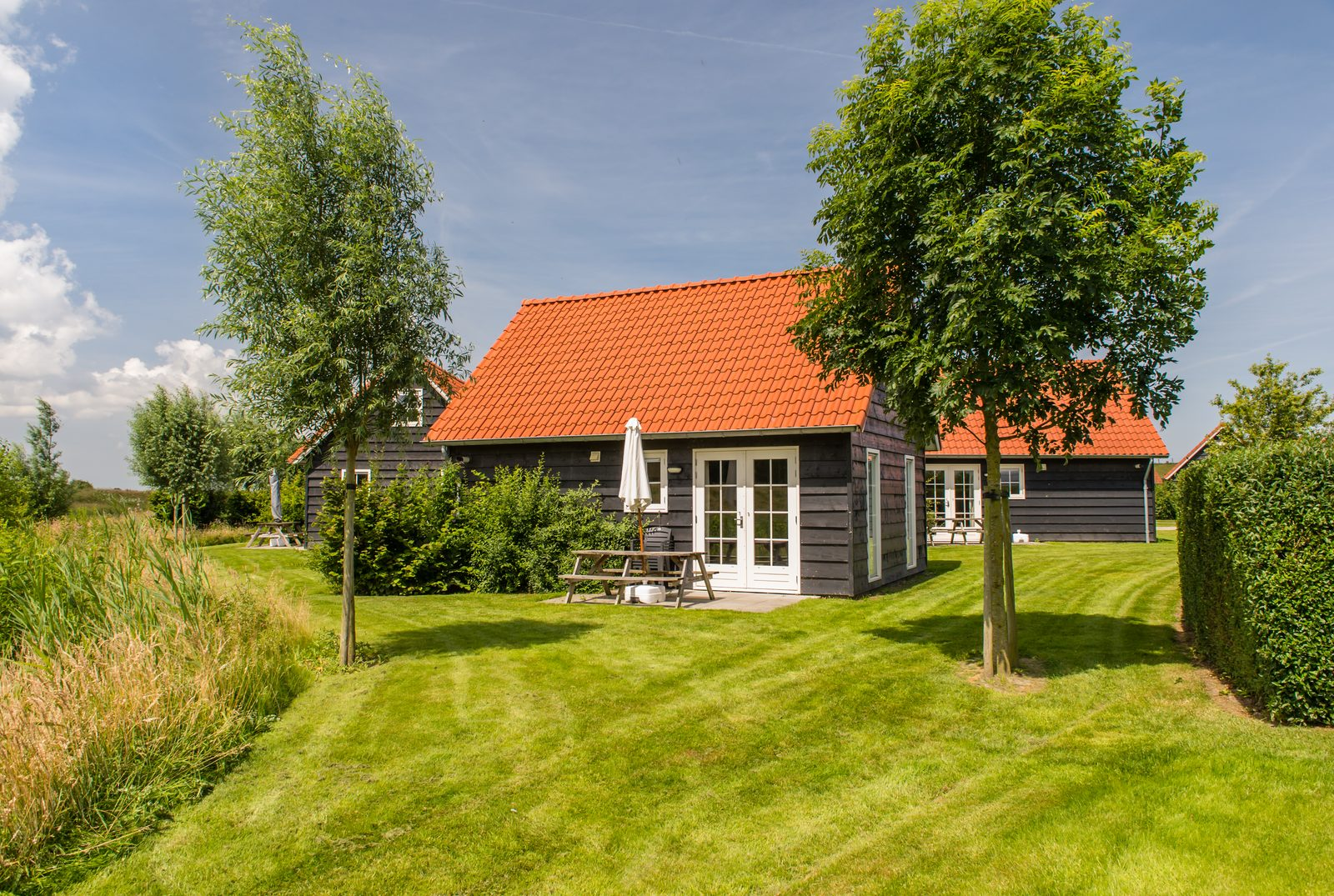 Holiday Home Zeeland four persons