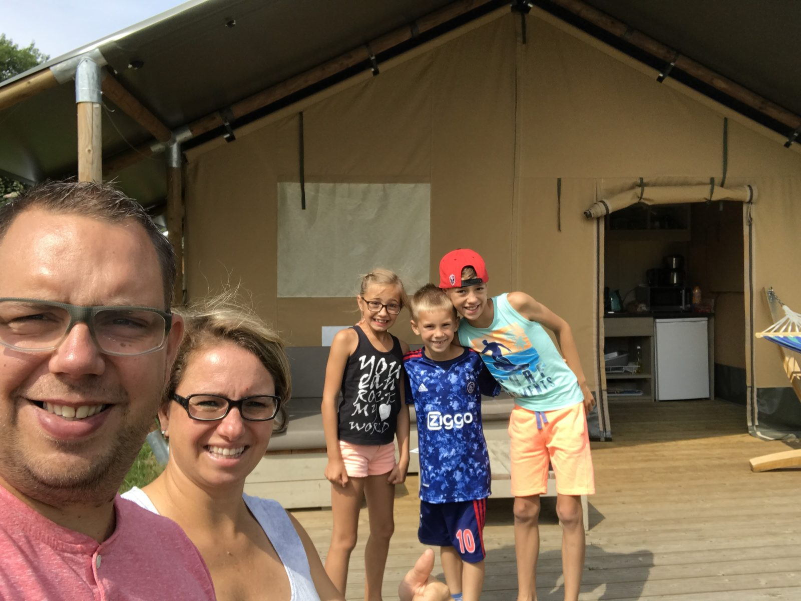 Blog - Safari op de Veluwe