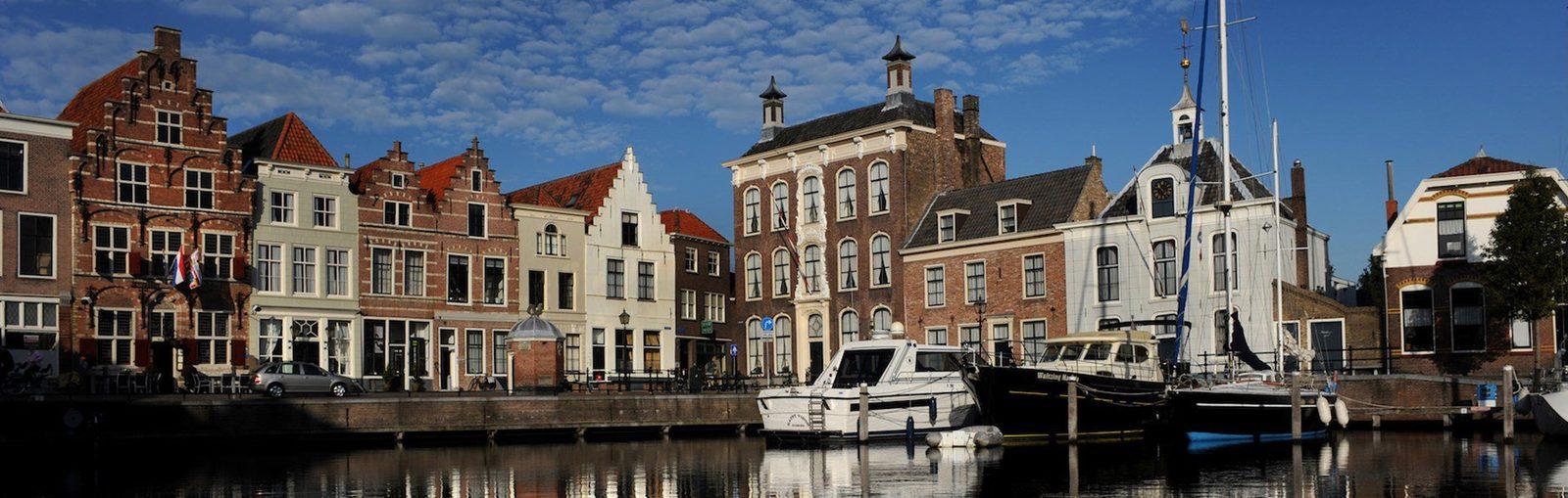 Vakantiehuis Middelburg