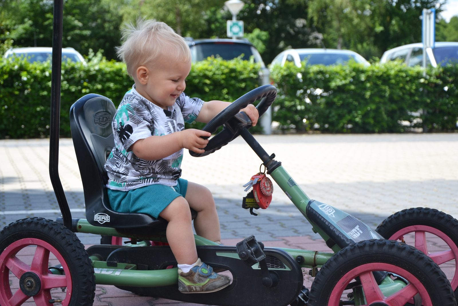 Bicycle and kart rental