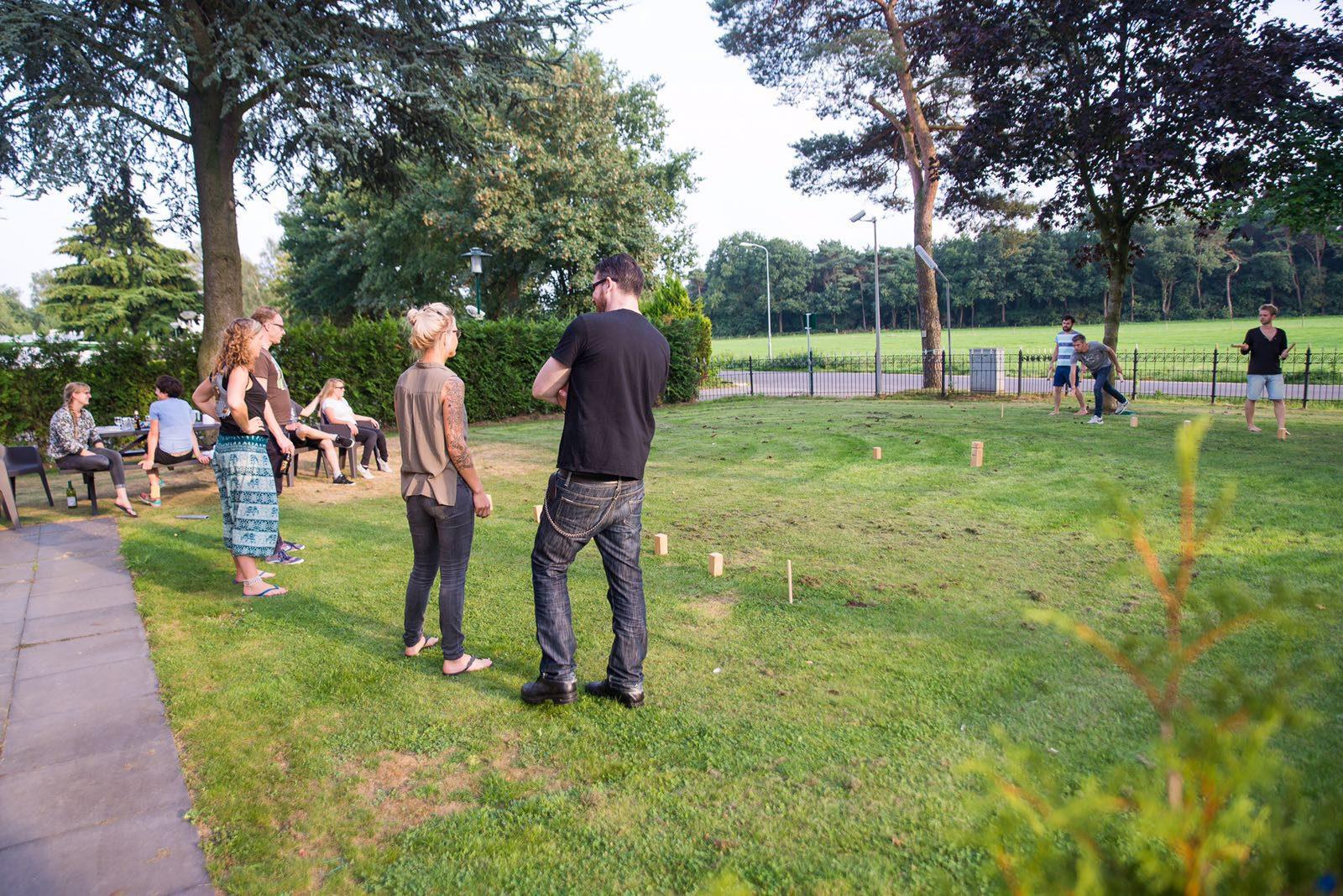 Fijne groepsvakantie op de Veluwe bij Recreatiepark De Boshoek
