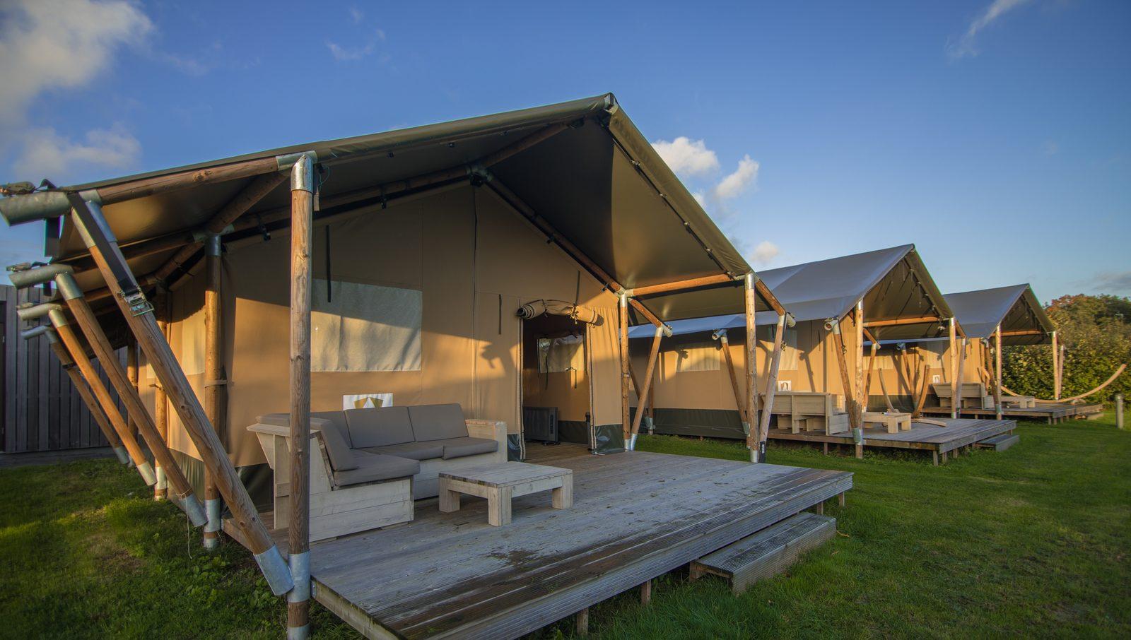 5-Sterne-Campingplatz