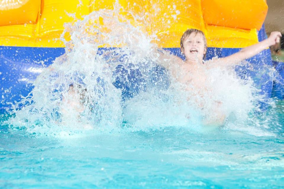 Swimming pool Het Ravijn