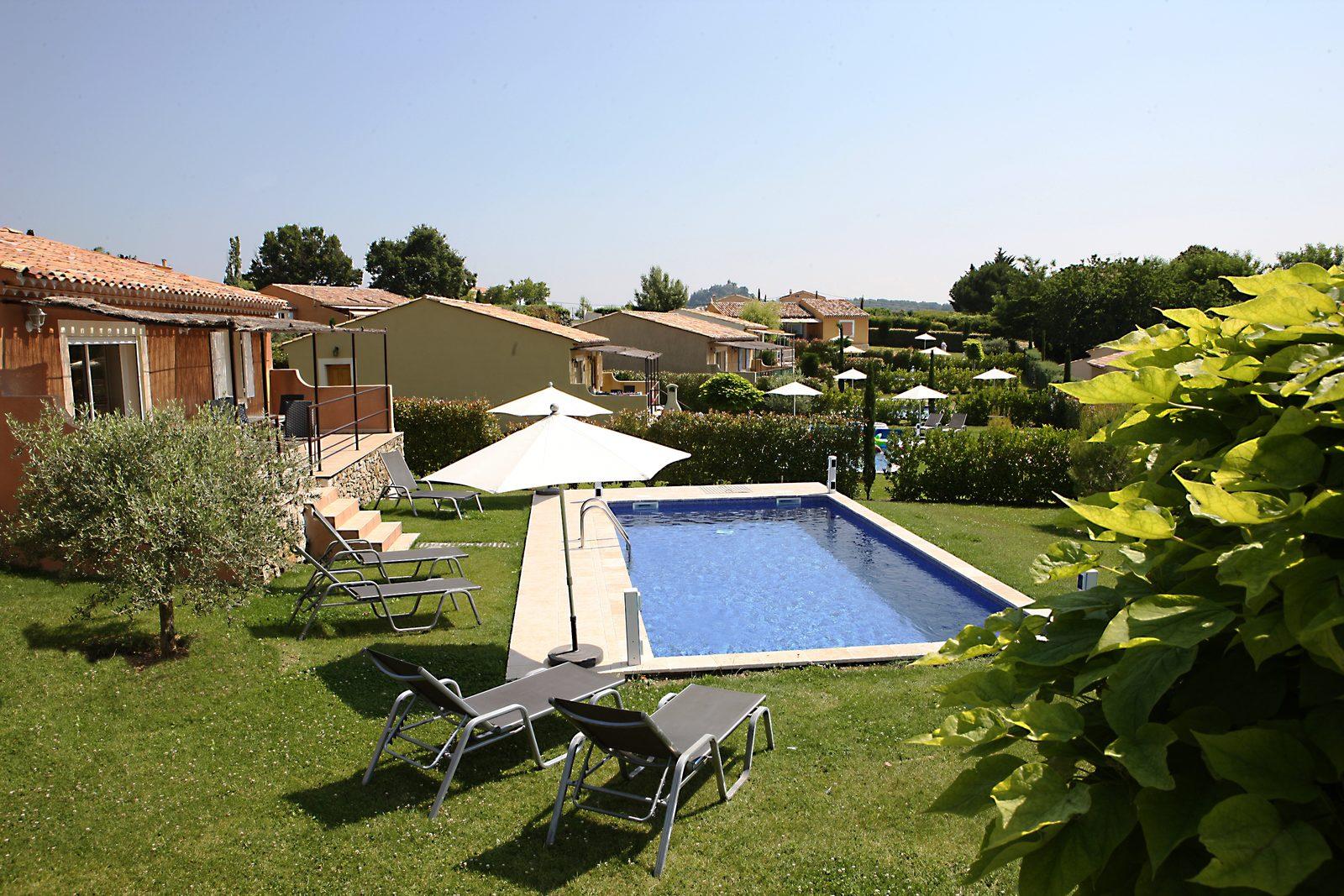 Luxe vakantiehuis met verwarmd zwembad in de Provence