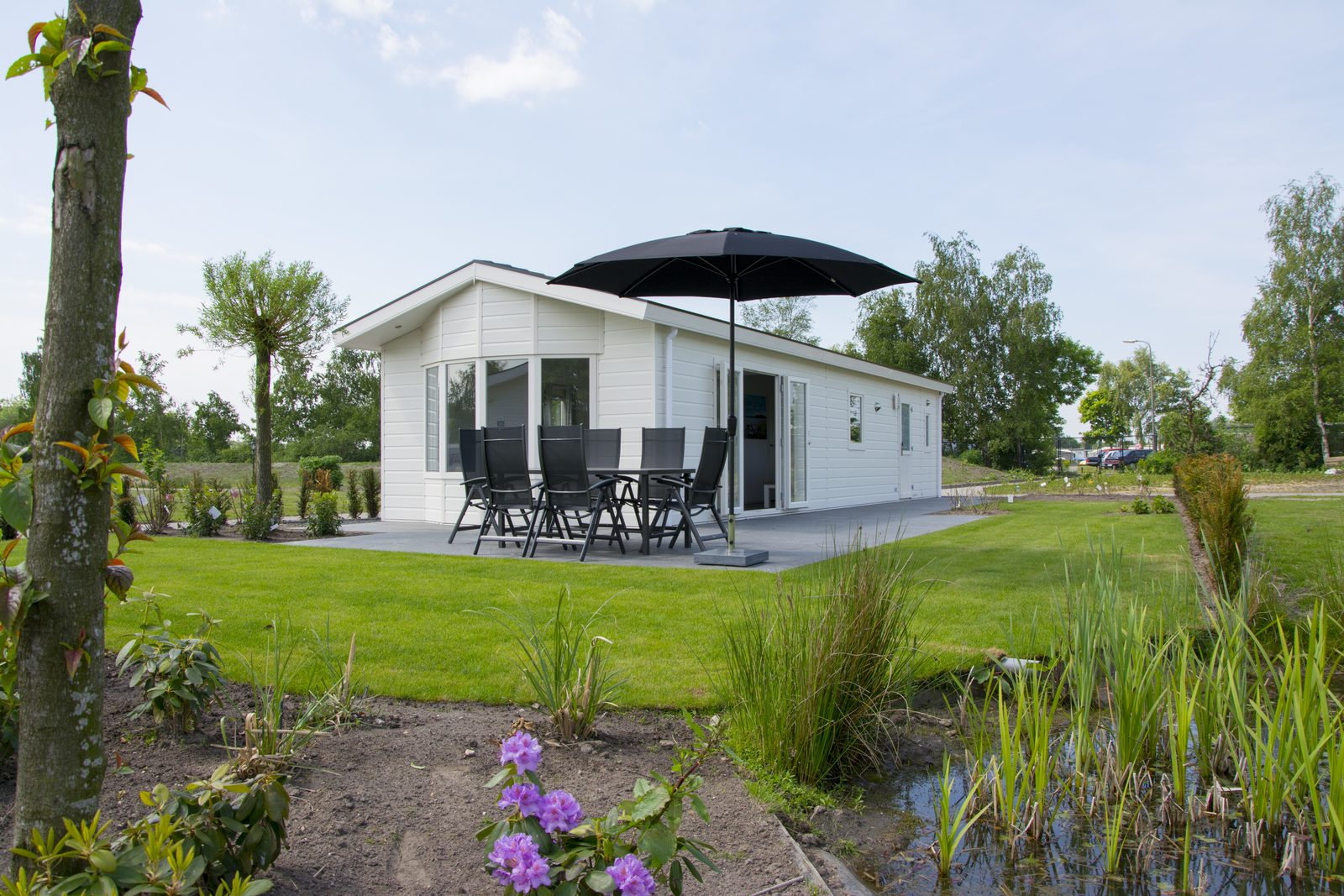 Group accommodation holiday park