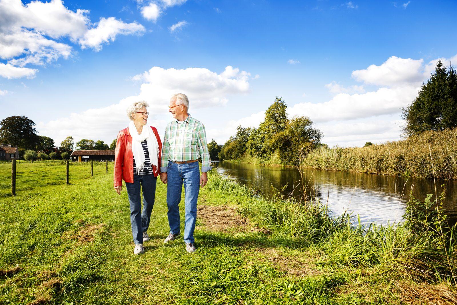 Bungalow für aktive Senioren