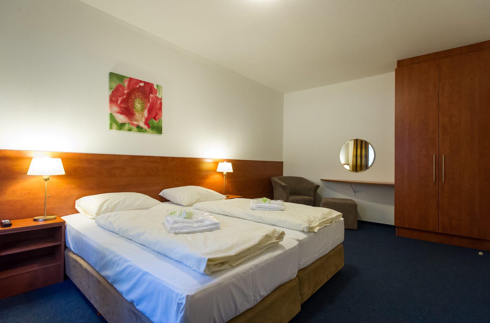 Apartmán 6SXL - ložnice