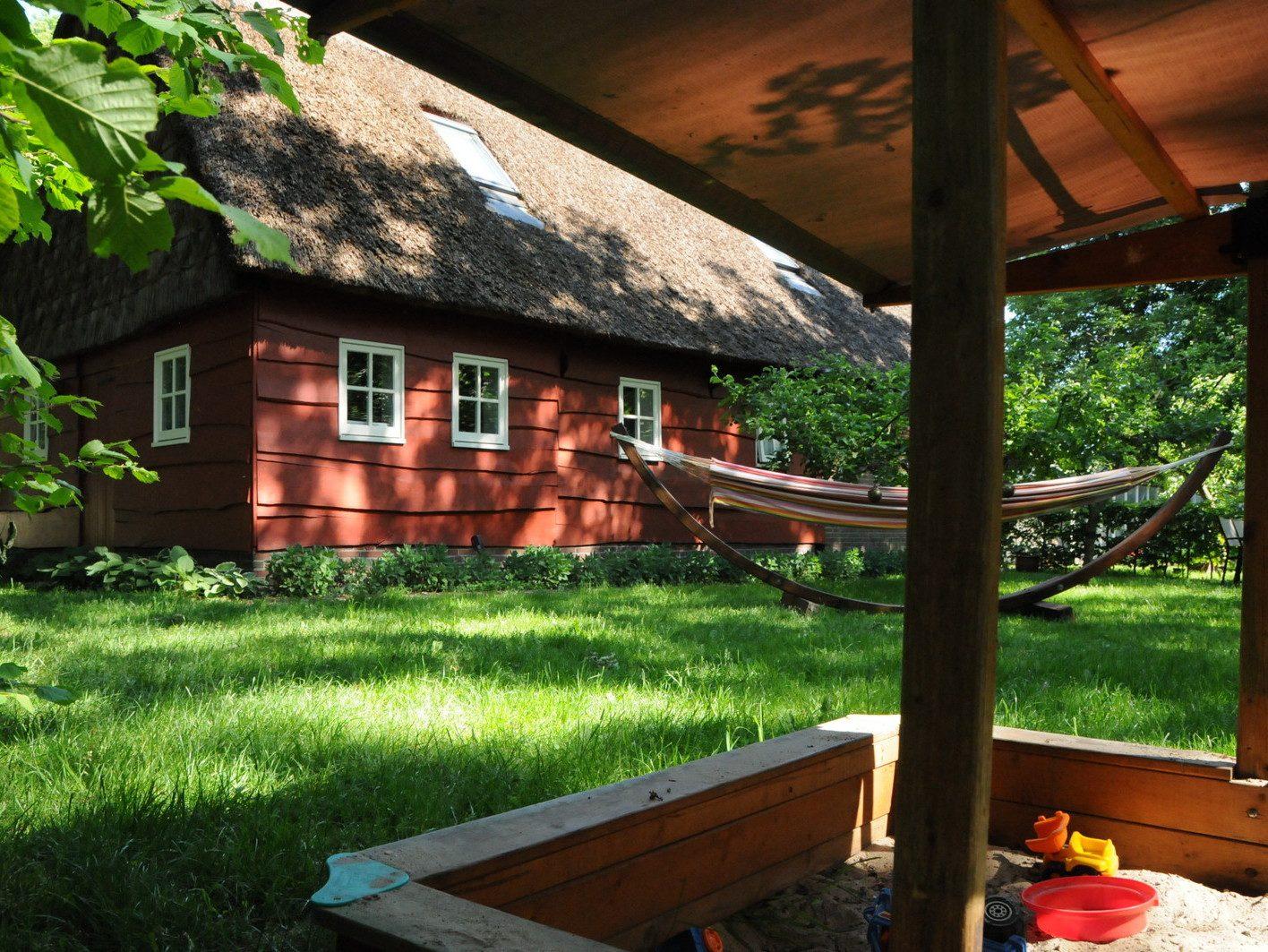 Kindvriendelijk vakantiehuis het Drentse Erf