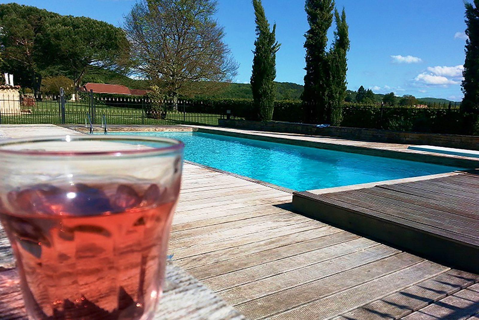Vakantiehuis met verwarmd zwembad in Frankrijk