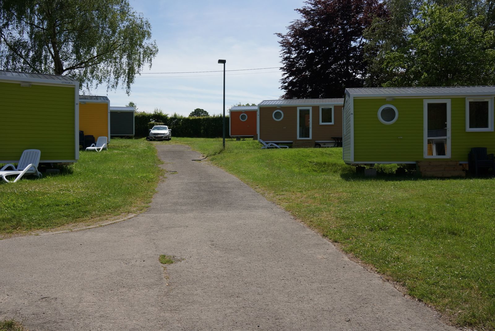 Rent a mobile home in the Ardennes