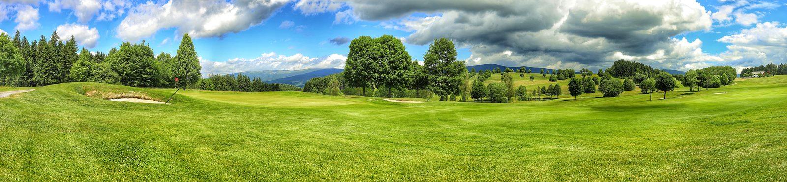 Der 27-Loch Golfpark Böhmerwald - Šumava