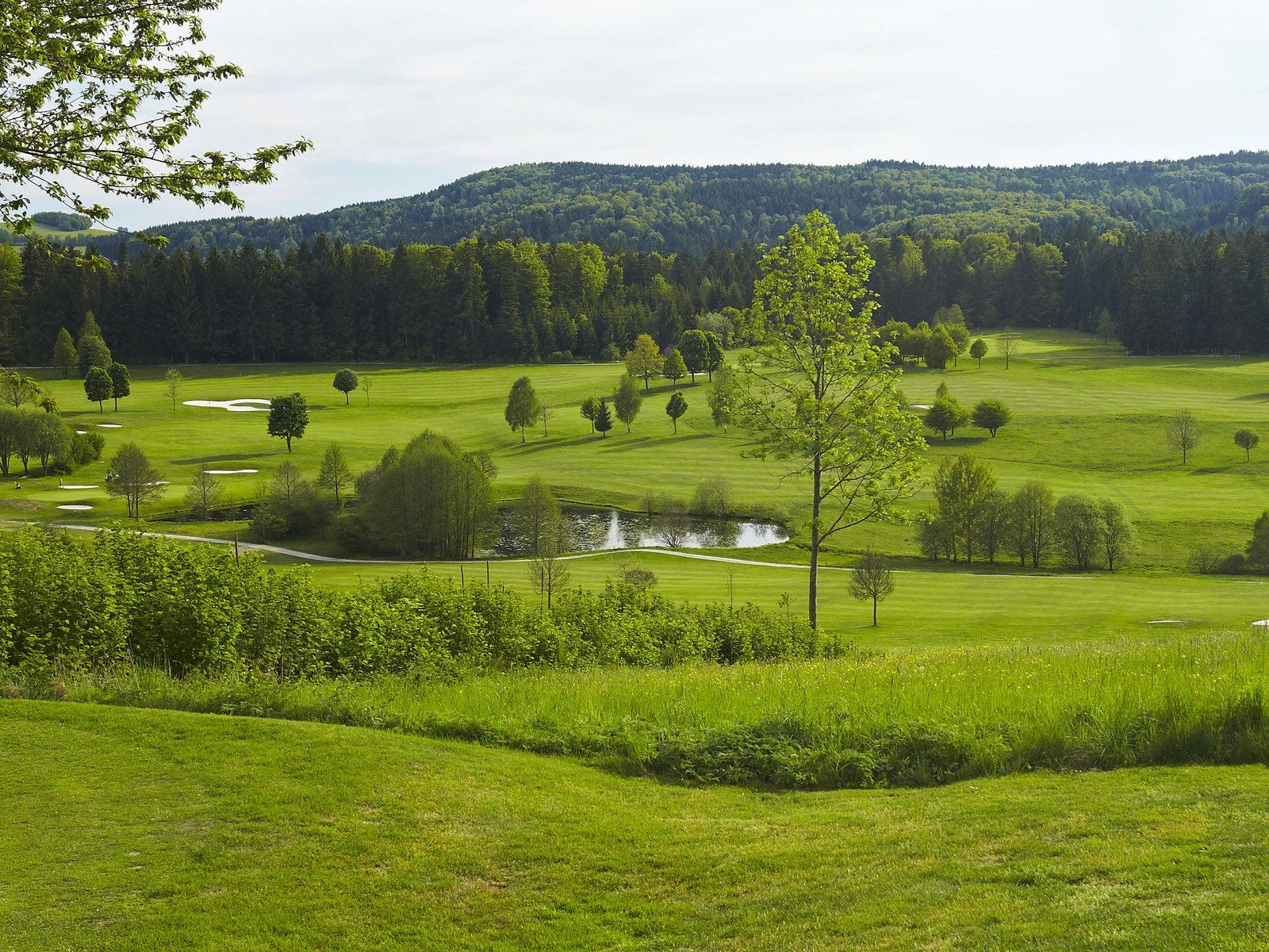 The Golfpark Böhmerwald  - Bohemia Forest