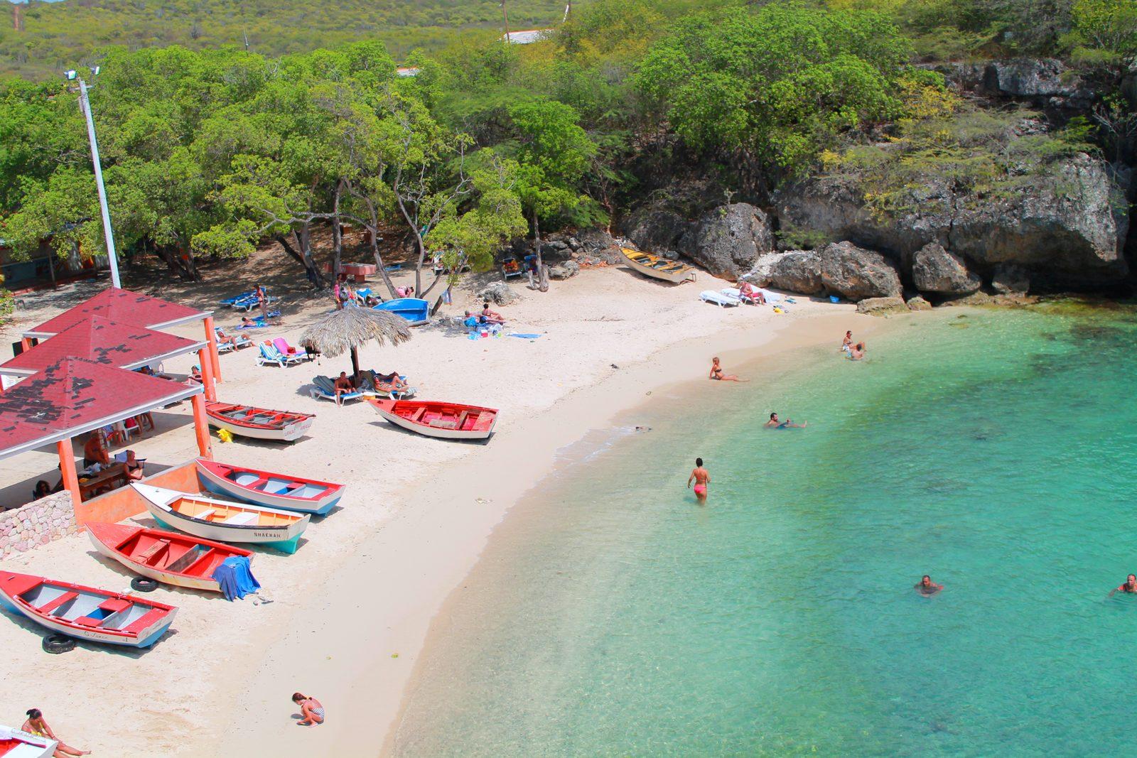 Vakantie Curaçao november
