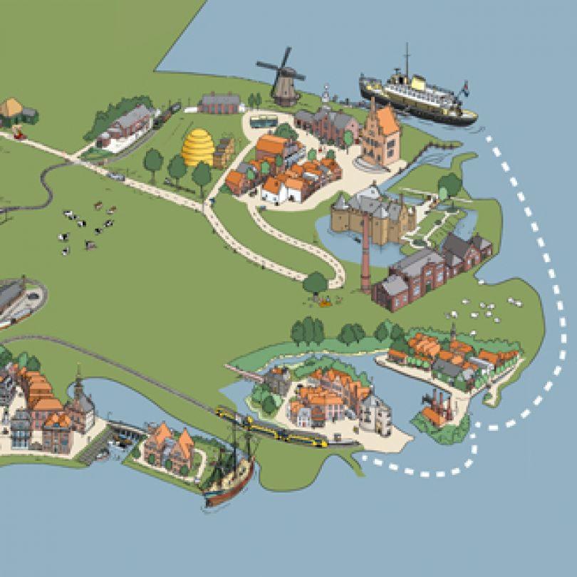 Stoomtram Hoorn - Medemblik