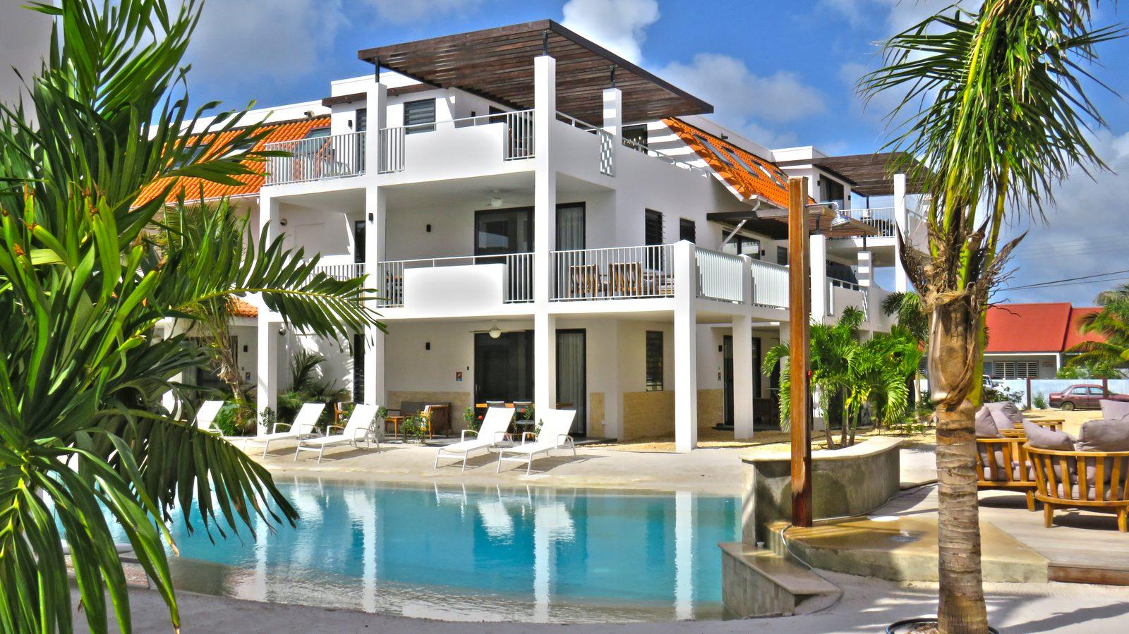 Verbljiven op Bonaire? Dat kan bij Resort Bonaire! Wij hebben diverse appartementen die luxe zijn uitgevoerd en beschikken over alle gemakken.