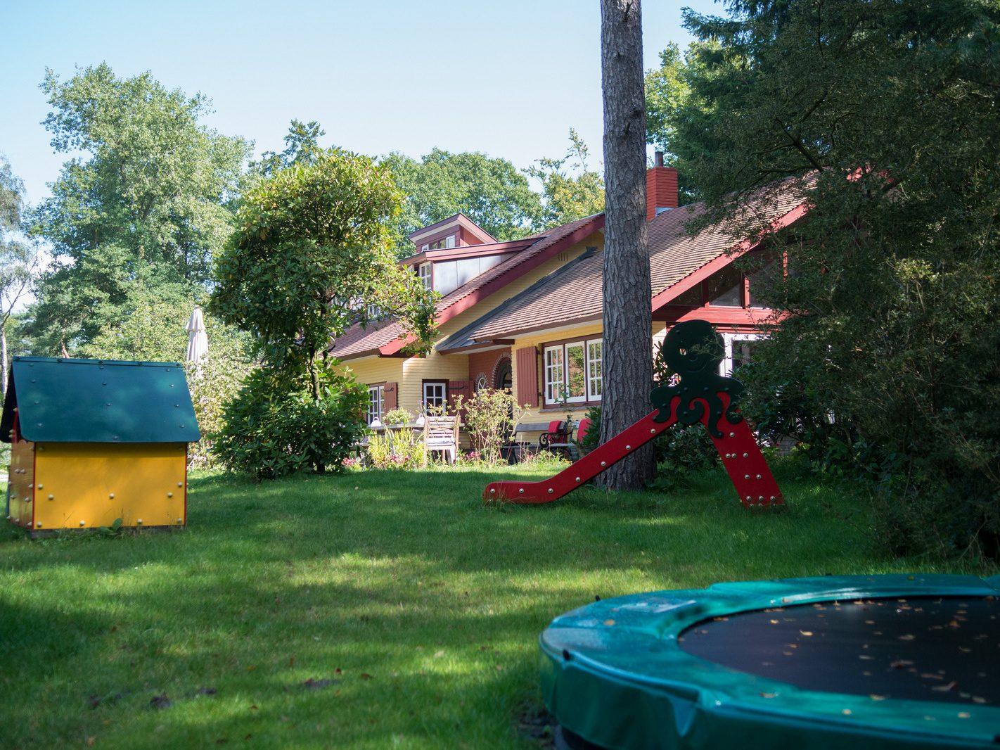 Vakantiehuis voor groepen buitenplaets de Heide