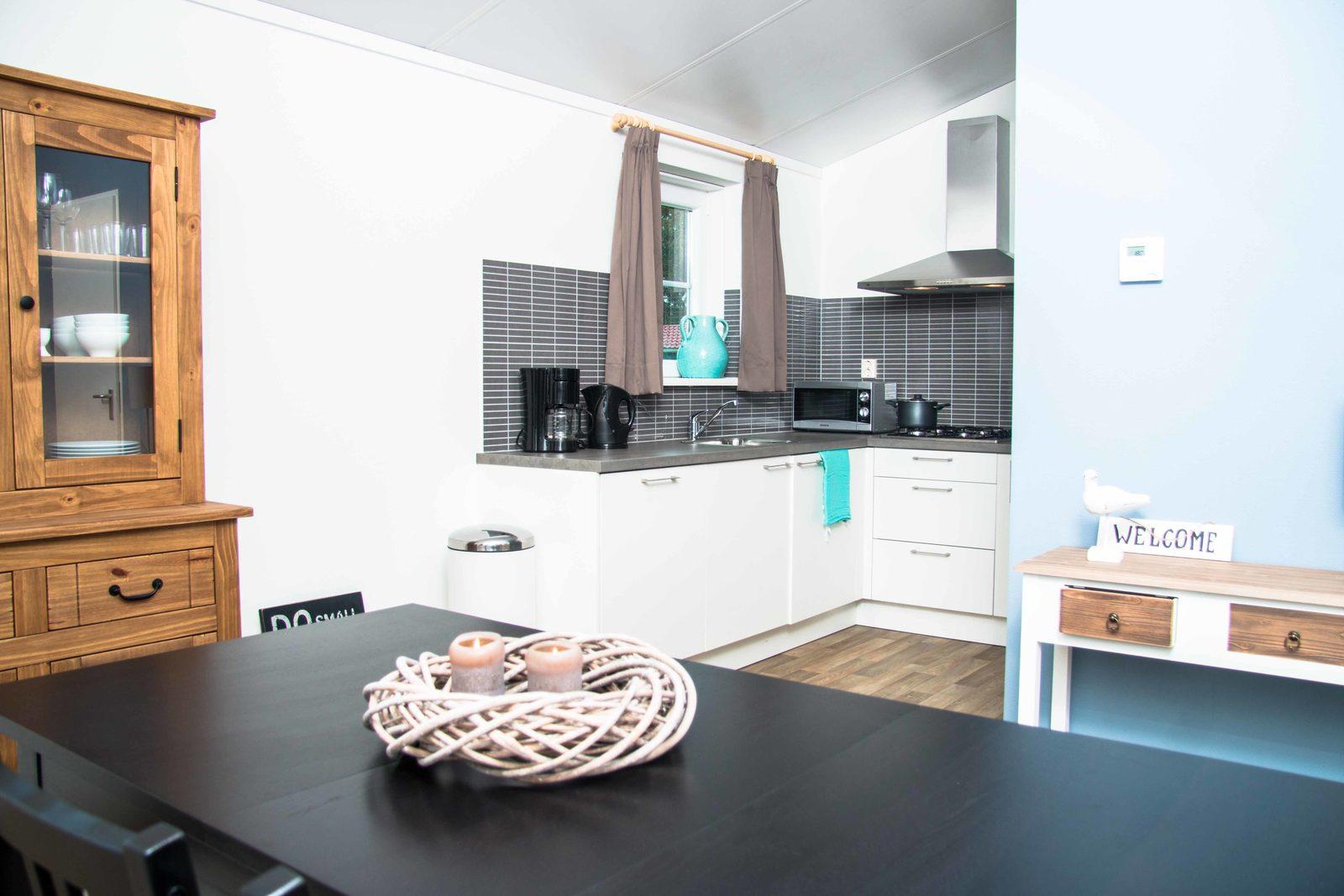 Eetkamer/keuken
