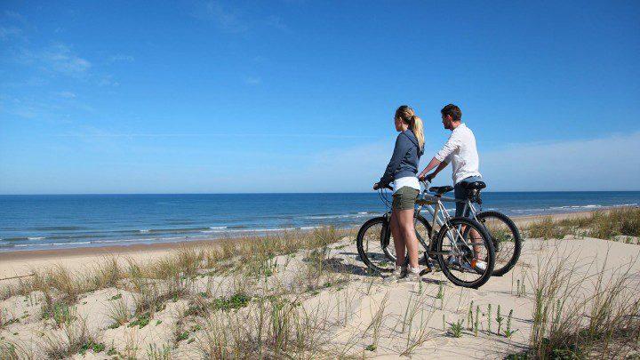 Fahrradknotennetz Zeeland