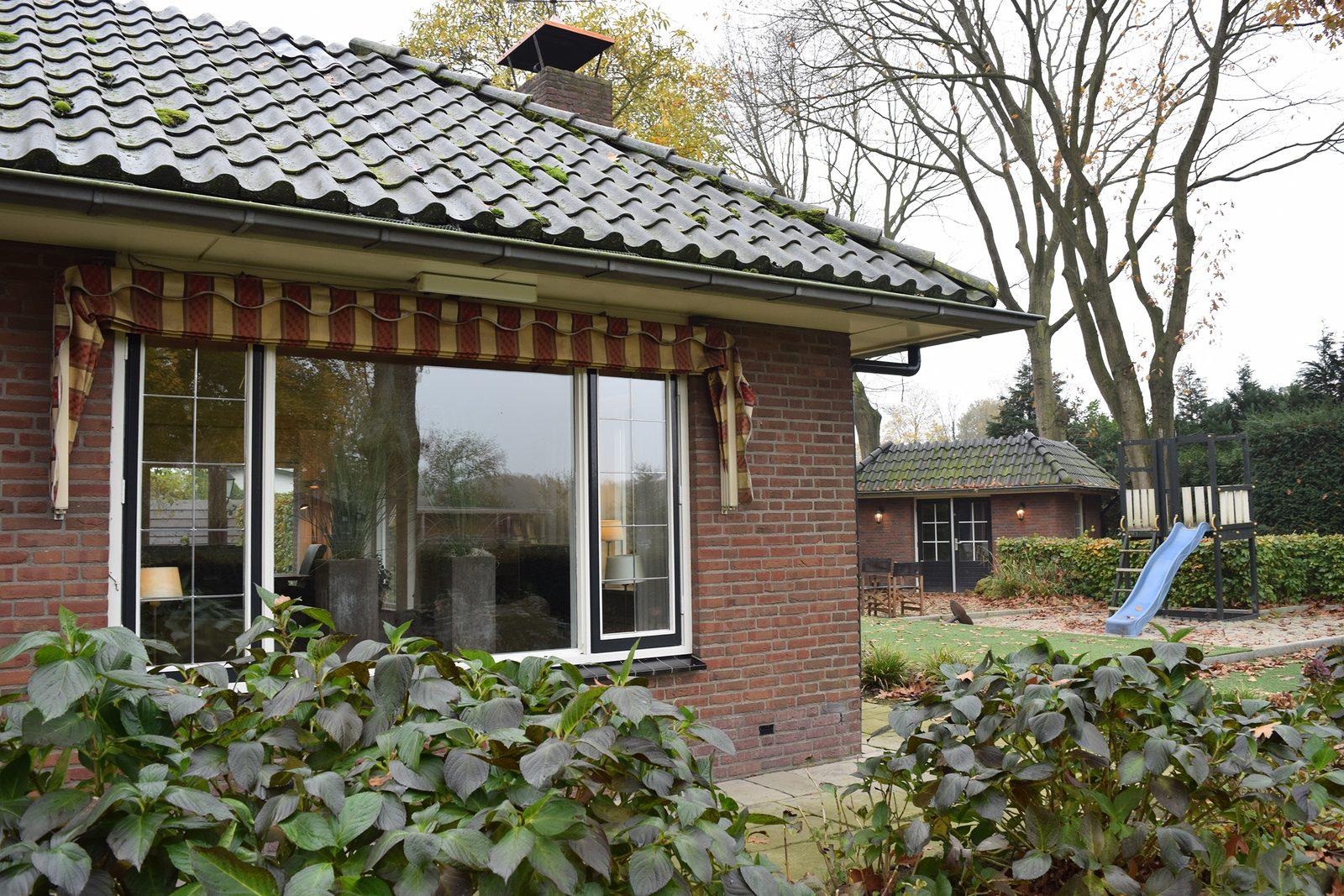 Grote Wellness Villa op de Veluwe voor 18 personen op Recreatiepark De Boshoek