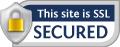 SSL Secured website